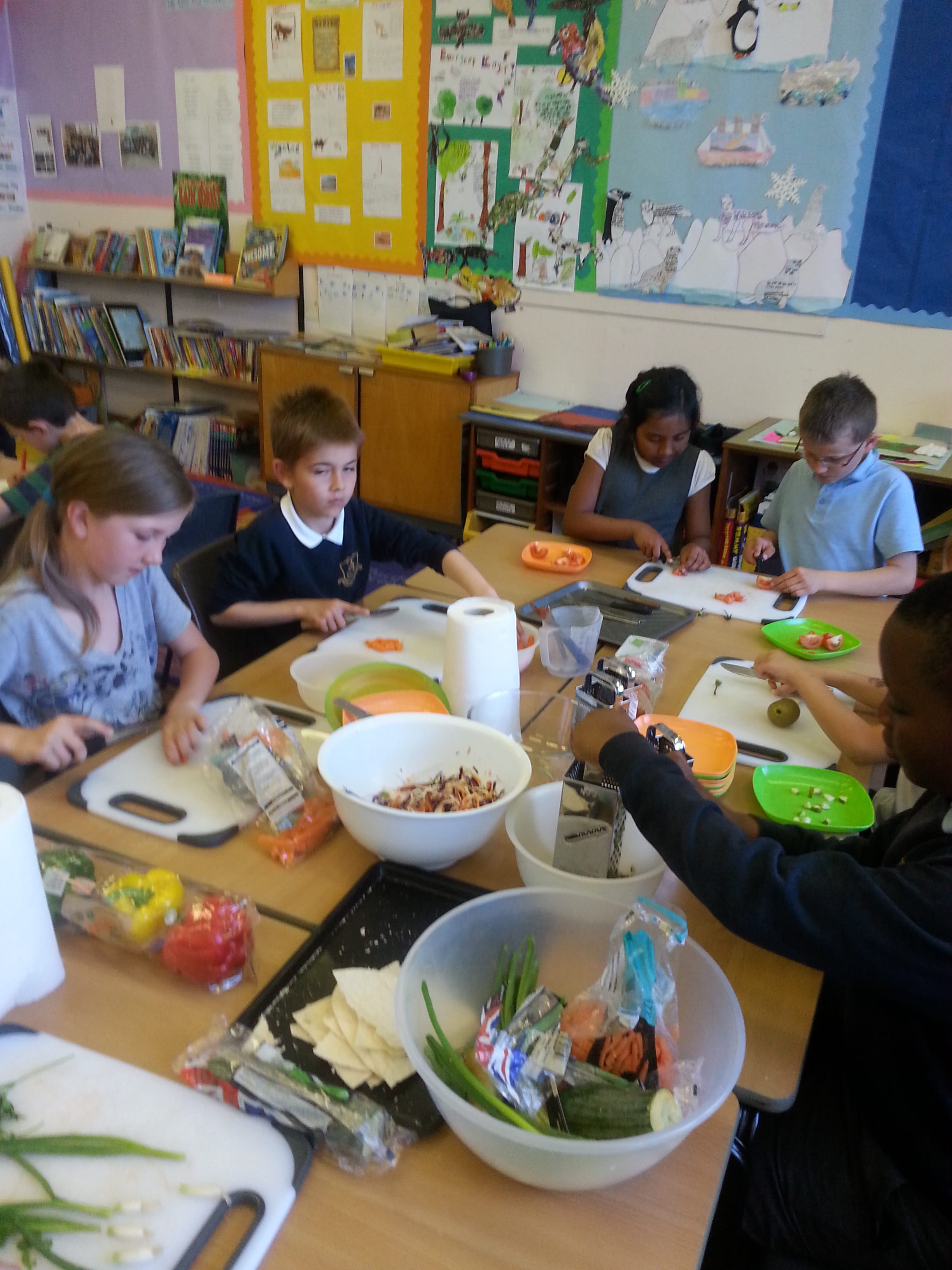 Primary 4 Class News