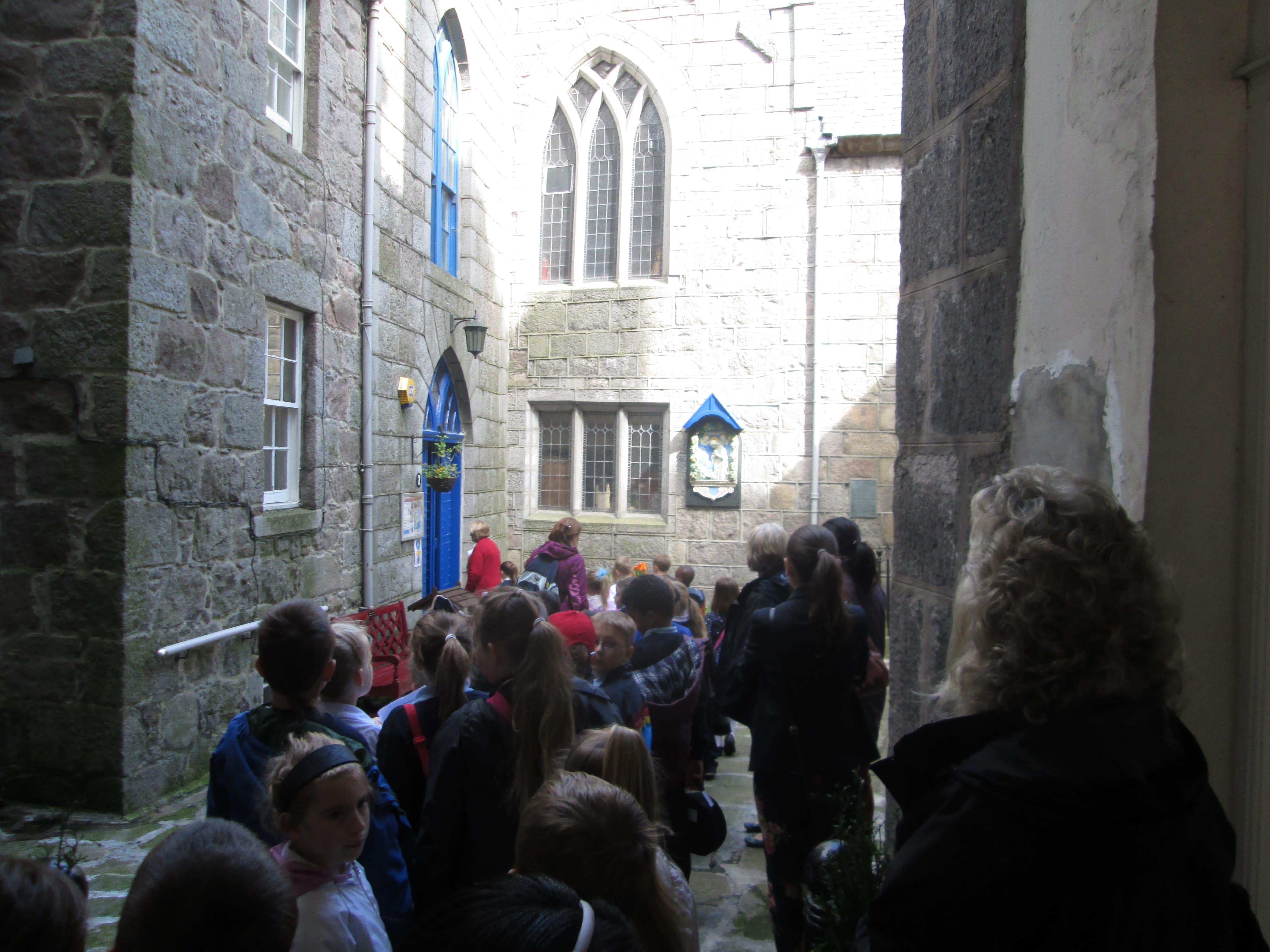 P3 Sacrament of Reconciliation and Maritime Museum