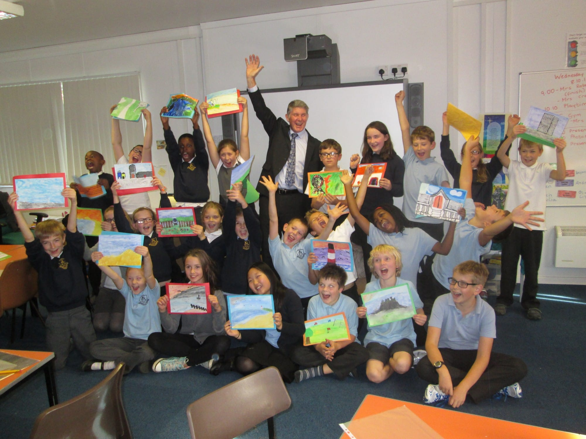 End of term one – 10/10/14