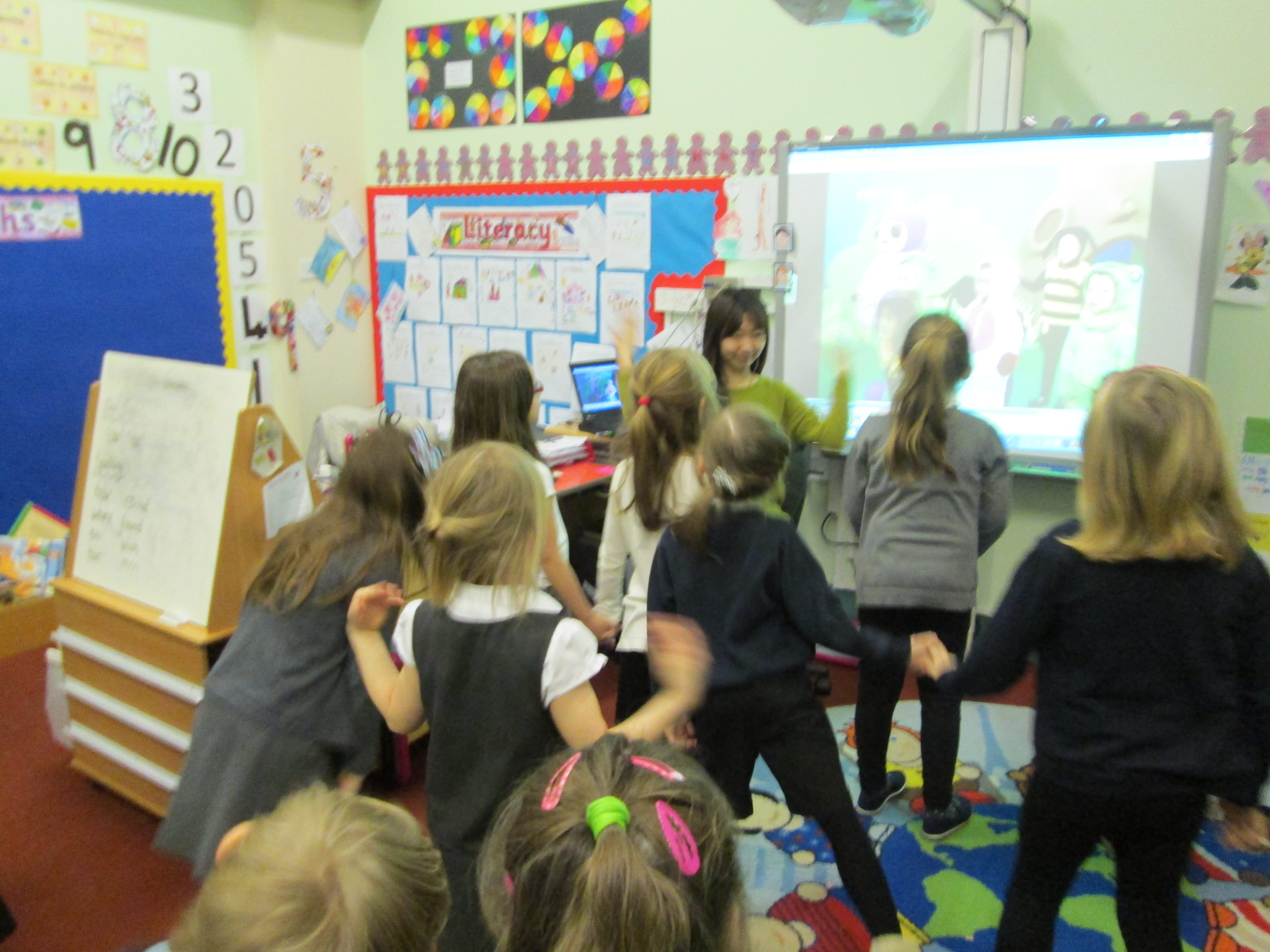 P1/2 – What We Will Be Doing In March!