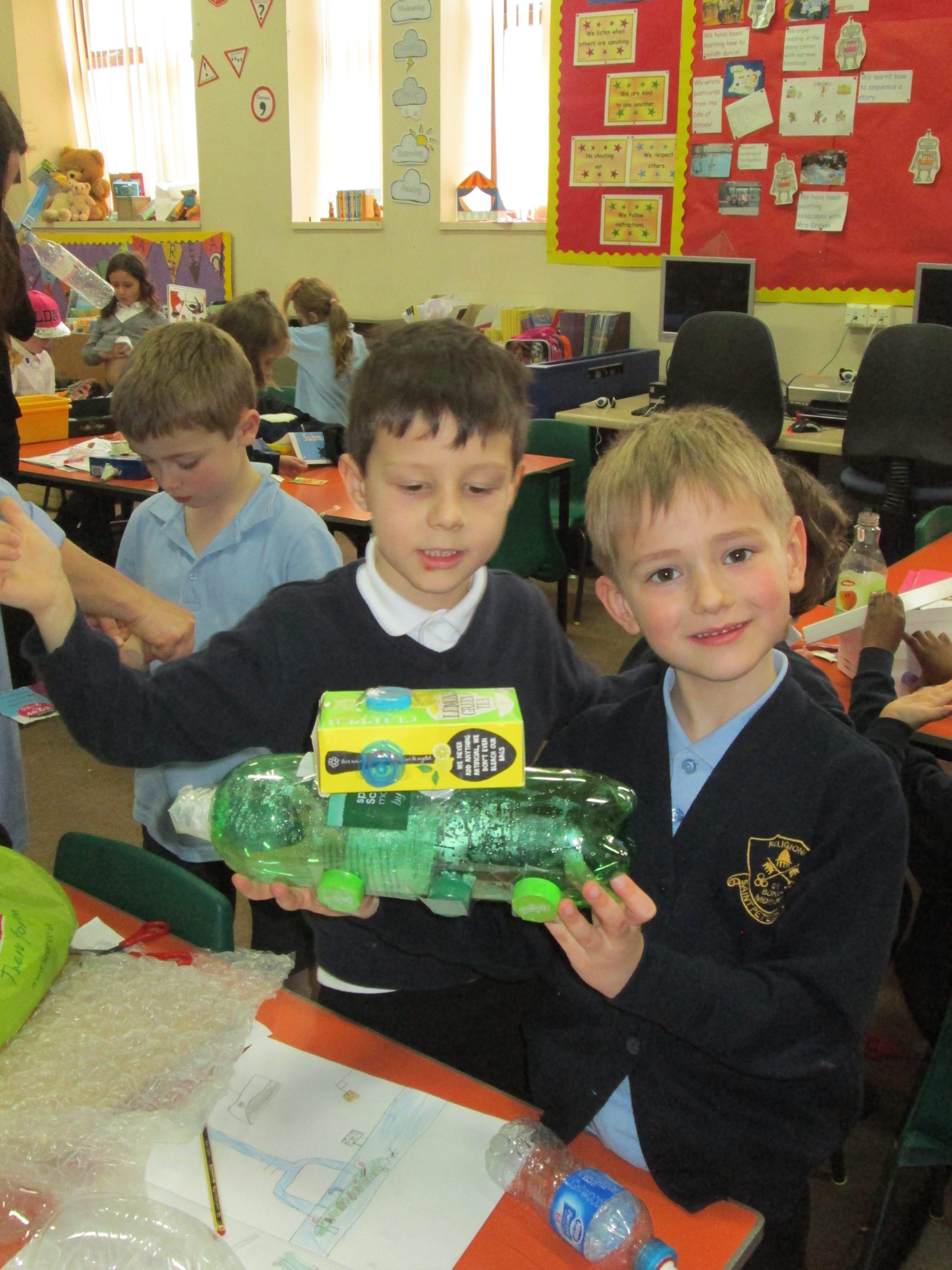 Primary 2 Class News