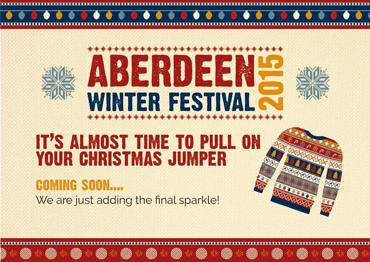 Aberdeen'sChristmas Village & Winter Festival