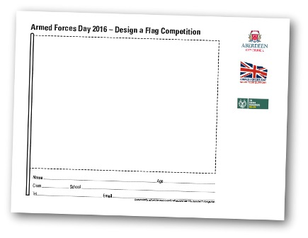 Design a Flag competition