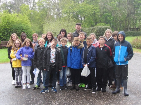 P7 at Pluscarden Abbey
