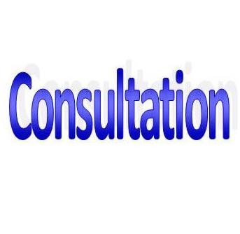 Changed date for consultation meeting