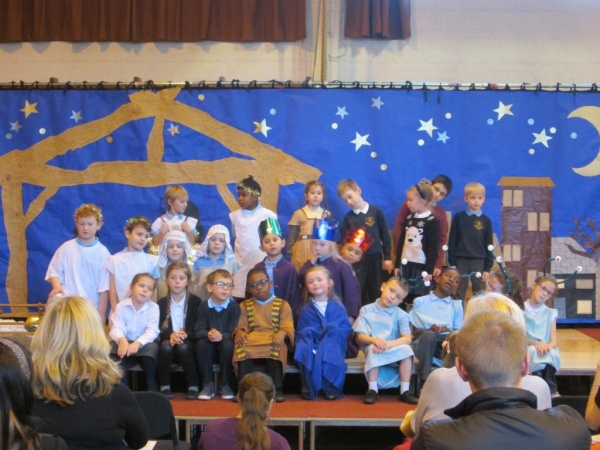 Merry Christmas from P3 Blue.