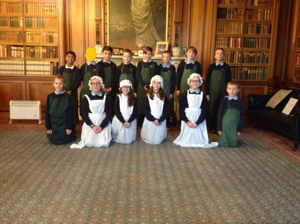 P6 Victorian Experience