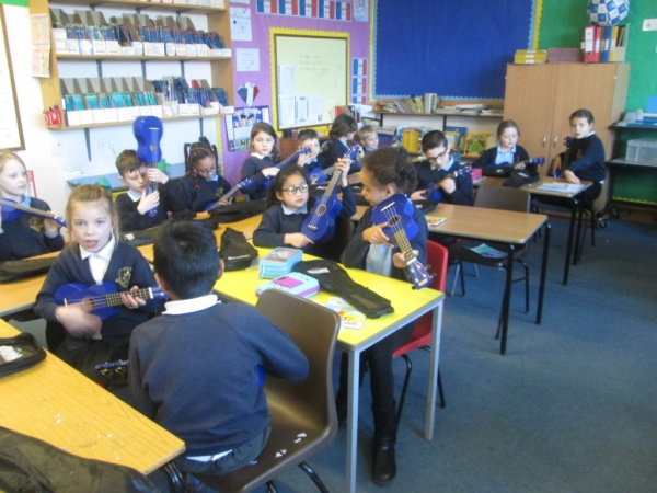 January news from Primary 4