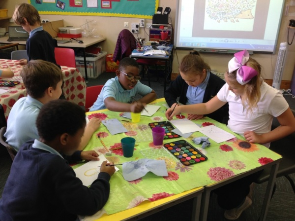 Primary 5/6 Learning