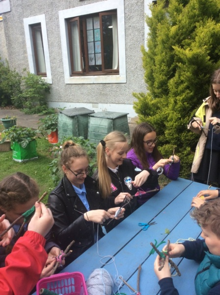 A Busy End of May for Primary 7