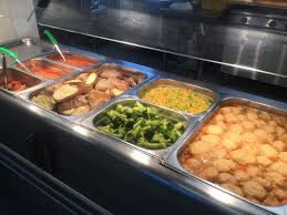 School Lunch Menu week beginning 9th March