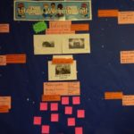 Literacy Reading Working Wall P6