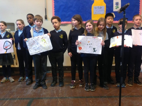 Primary 5 January News
